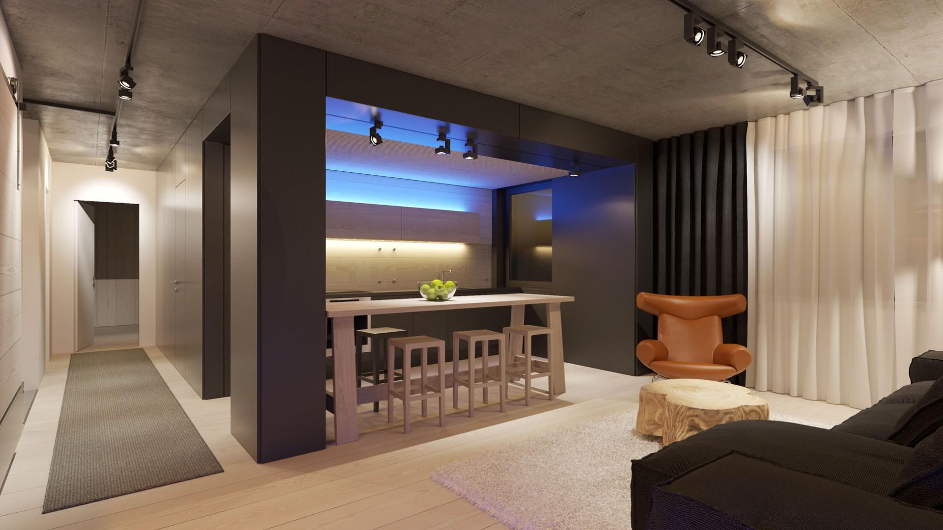 Design interiéru bytu v Banskej Bystrici