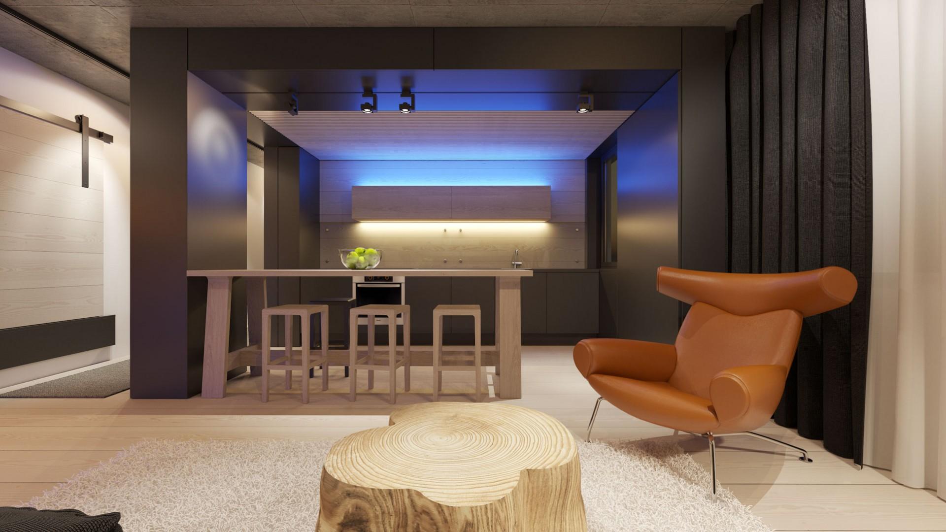 Dizajn interiéru bytu v Banskej Bystrici