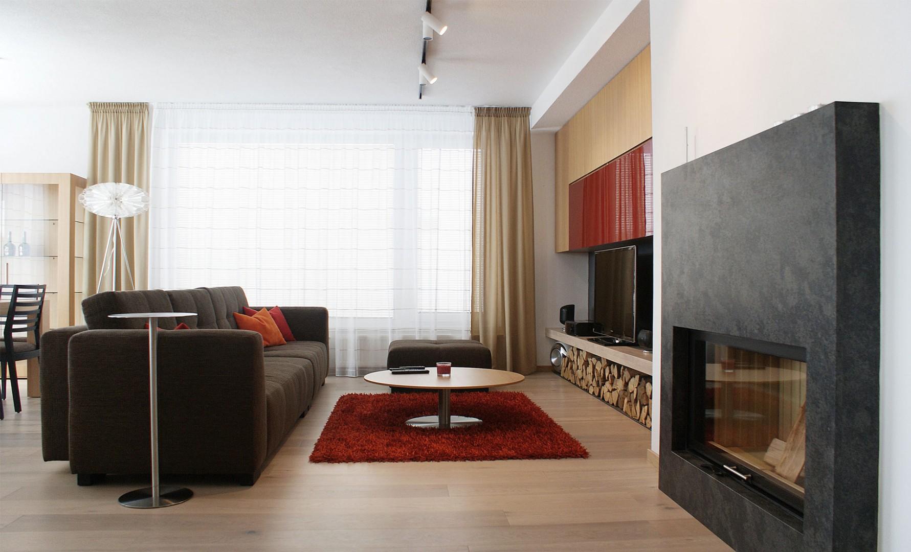 Návrh a realizácia interiéru bytu vo Zvolene